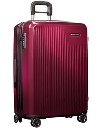 Briggs & Riley - Sympatico 4-wheel Expandable Medium Suitcase - Lyst