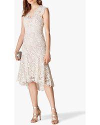 Karen Millen Floral Lace Dress