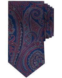 Ted Baker - Cipo Paisley Pattern Silk Tie - Lyst