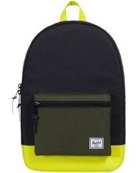 Herschel Supply Co. - Settlement Colour Block Backpack - Lyst