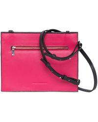 French Connection - Dexter Upside Down Cross Body Bag - Lyst