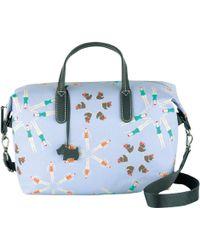 Radley - Collectibles Lido Medium Fabric Grab Bag - Lyst
