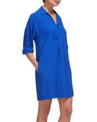 Whistles - Lea Pocket Dress - Lyst