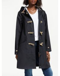 Seasalt - Rain® Collection Seafolly Long Jacket - Lyst
