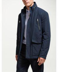 GANT - Avenue Zip Hood Jacket - Lyst