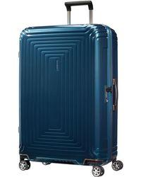 Samsonite - Neopulse 4-wheel 81cm Large Suitcase - Lyst