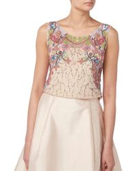 Raishma - Floral Embroidered Top - Lyst