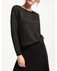 Numph - Farasha Pullover Knit Jumper - Lyst
