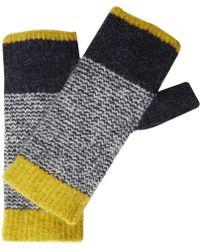 White Stuff - Riley Fingerless Gloves - Lyst