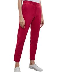 French Connection - Sundae Suiting Trousers - Lyst