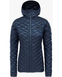 The North Face - Thermoball Women's Hooded Jacket - Lyst