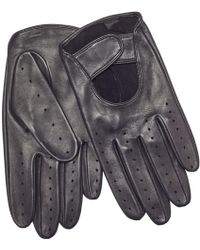 John Lewis - Leather Driving Glove - Lyst