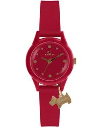 Radley - Women's Watch It Silicone Strap Watch - Lyst