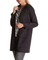 Betty Barclay - Faux Shearling Coat - Lyst