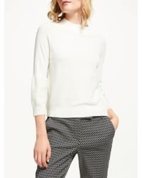 Marella - Alare Wool Knitted Jumper - Lyst