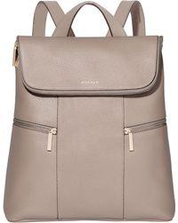 Modalu - Marlowe Leather Backpack - Lyst