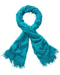 Pure Collection - Sophia Ultra Soft Modal Scarf - Lyst