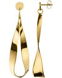 Dyrberg/Kern - Sculptural Drop Earrings - Lyst