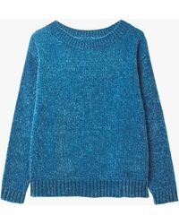 White Stuff - Time To Shine Chunky Chenille Jumper - Lyst