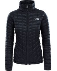 The North Face - Thermoball Full-zip Women's Insulated Jacket - Lyst