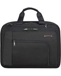 """Briggs & Riley   Verb Adapt 15.6"""" Laptop Briefcase   Lyst"""
