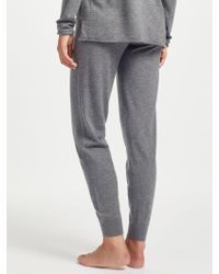 John Lewis - Knitted Lounge Bottoms - Lyst