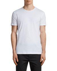 AllSaints - Figure T-shirt - Lyst