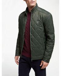 GANT - Padded City Jacket - Lyst