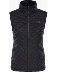 The North Face - Thermoball Women's Insulated Gilet - Lyst