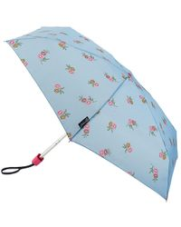 Joules - Chinoise Flower Telescopic Umbrella - Lyst