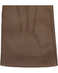 John Lewis - Mulberry Soft Nappa Leather Gloves - Lyst