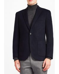 John Lewis - Pure Cashmere Tailored Jacket - Lyst