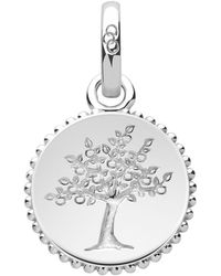 Links of London - Amulet Sterling Silver Tree Of Life Design Charm - Lyst