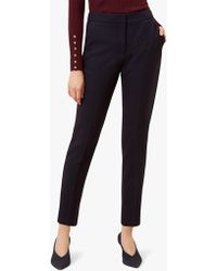 Hobbs - Gael Tapered Trousers - Lyst