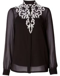 Raishma - Beaded Shirt - Lyst