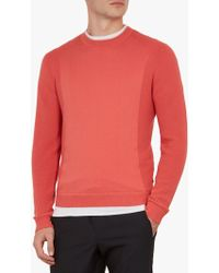 Ted Baker - Trull Textured Jumper - Lyst