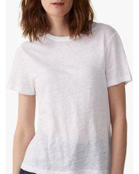 Toast - Linen Boy T-shirt - Lyst