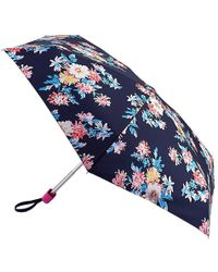 Joules - Whitstable Floral Print Umbrella - Lyst