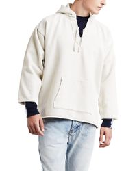 Levi's | Made & Crafted Woven Hoodie | Lyst