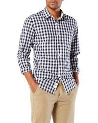 Dockers - Alpha Laundered Poplin Shirt - Lyst