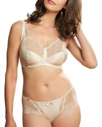 Royce - Lace Detail Full Cup 1143 Bra - Lyst