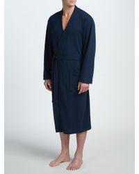 John Lewis - Jersey Robe - Lyst