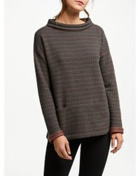 Seasalt - Lanreath Textured Sweatshirt - Lyst