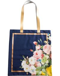 Rosanna - Seven Sisters Floral Tote Bag - Lyst