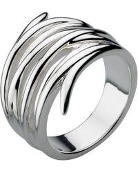 Kit Heath - Twine Helix Wrap Ring - Lyst