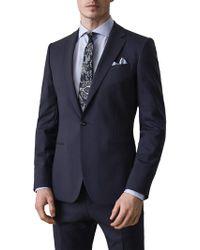 Reiss - Voyage Slim Fit Travel Suit Jacket - Lyst