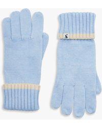 Joules - Anya Long Length Gloves - Lyst