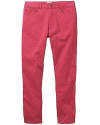 White Stuff - Ash Straight Crop Jeans - Lyst