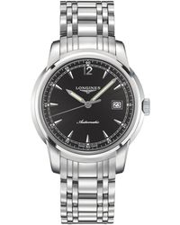 Longines - L27664596 Men's Saint Imier Automatic Date Bracelet Strap Watch - Lyst