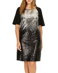 Studio 8 - Halle Sequin Dress - Lyst